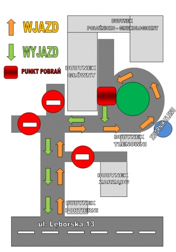 PUNKT POBRAŃ W SYSTEMIE DRIVE-THROUGH